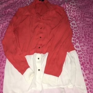 Forever21 button down shirt